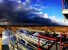 SIMEZA desarrolla junto a PETKUS Technology una terminal logística de granos a gran escala en Ucrania