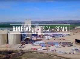 Ampliación de la planta de almacenamiento de cereales AGROPIENSO